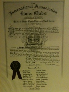 Our Charter